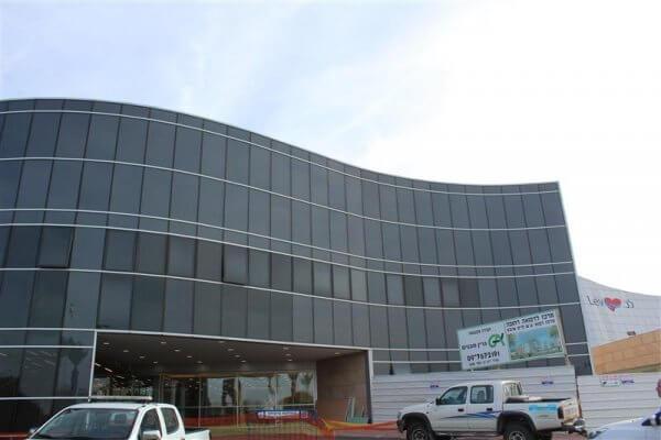 מצטיין פרוייקט בראש העין - מתחם בניינים קירת - ליאל ארונות GC-36